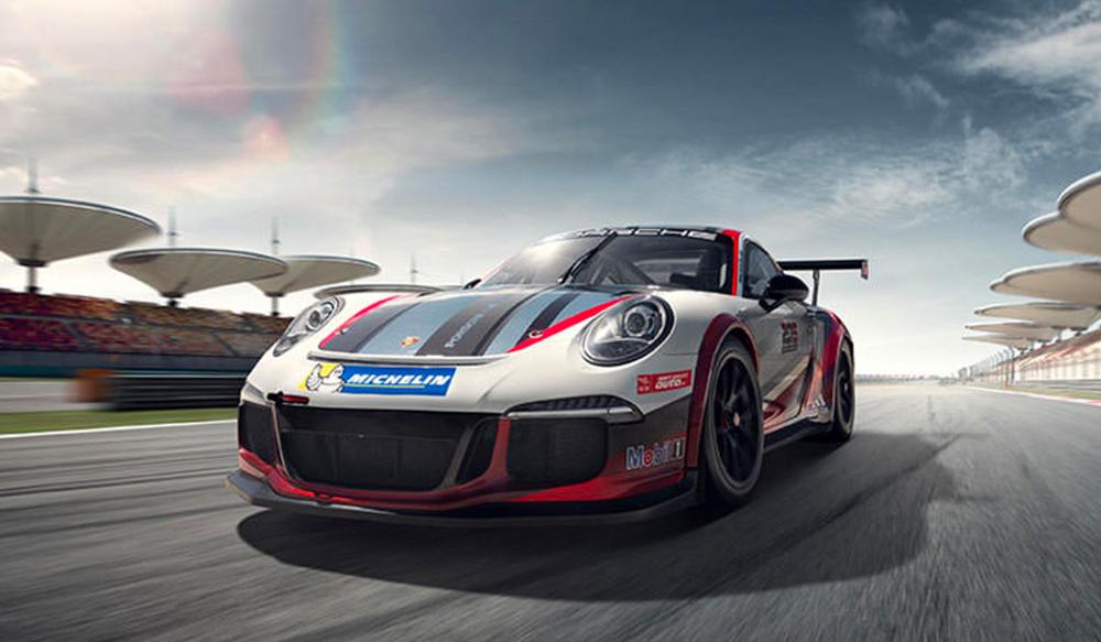 ชมย้อนหลัง Porsche Carrera Cup Asia 2017