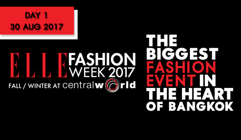 Day 1 | ELLE Fashion Week 2017