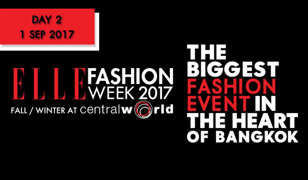 Day 2 | ELLE Fashion Week 2017