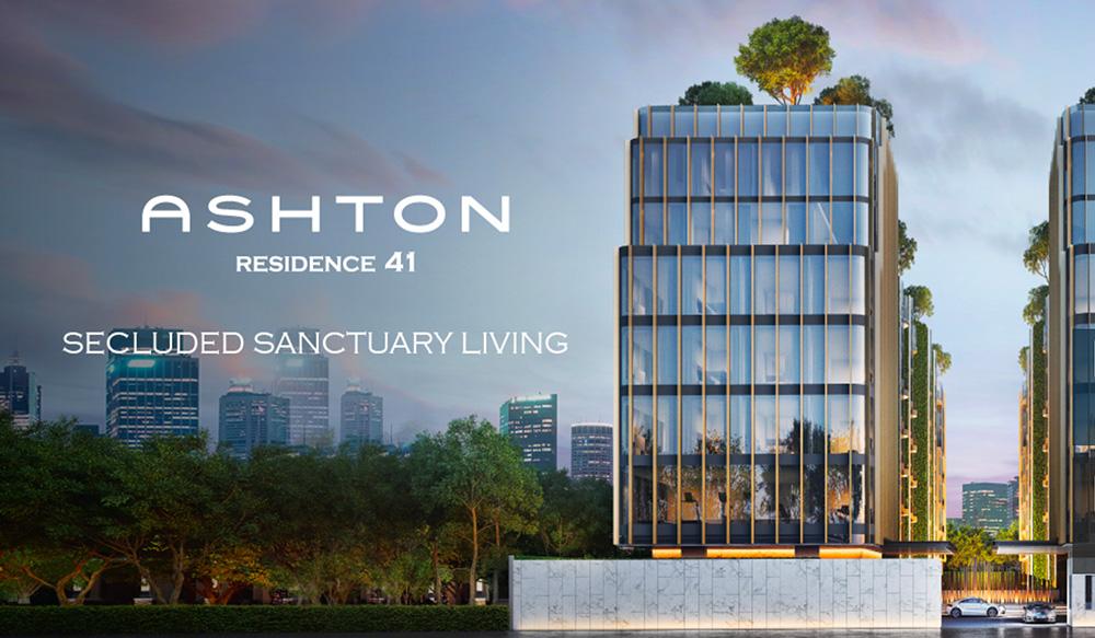 เปิดตัว ASHTON Residence Sukhumvit 41