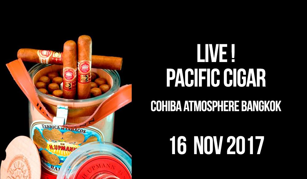 ชมย้อนหลัง Pacific Cigar
