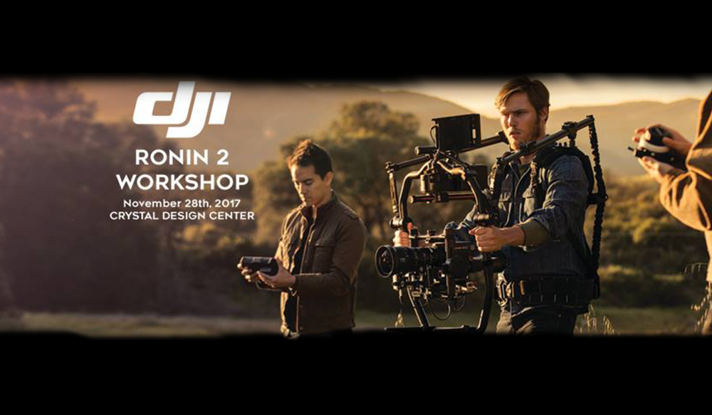 Thailand DJI RONIN 2 Workshop