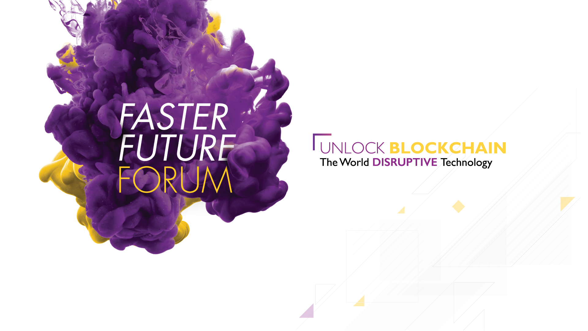 SCB Faster Future Forum