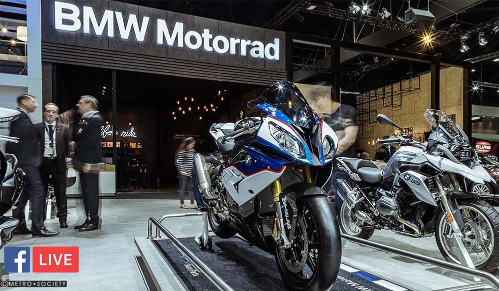 ชมย้อนหลัง BMW Motorrad