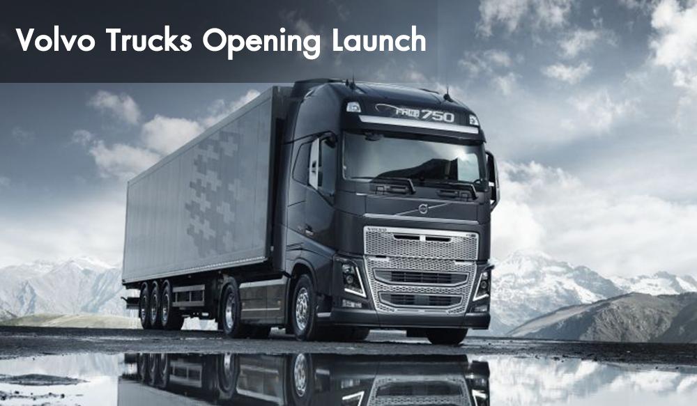 ชมย้อนหลัง Volvo Trucks Opening Launch