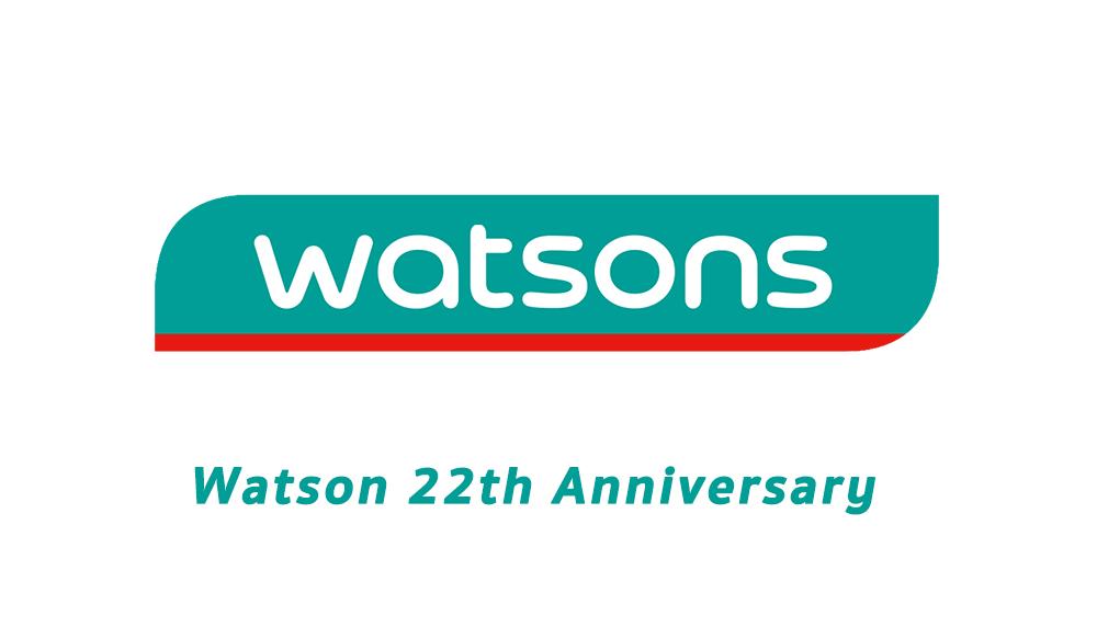 Watson 22th Anniversary