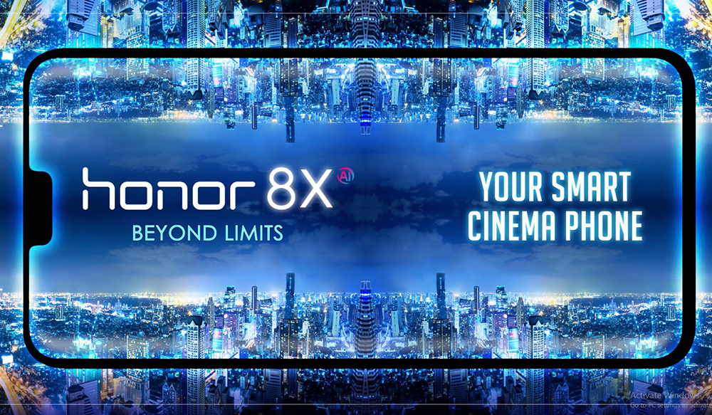Honor launching
