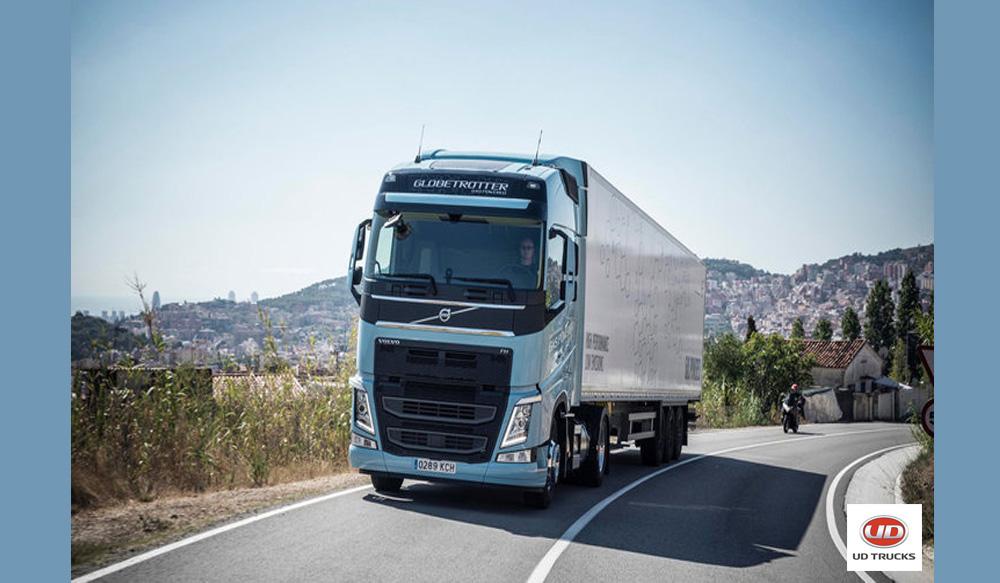 ชมย้อนหลัง Volvo UD Trucks
