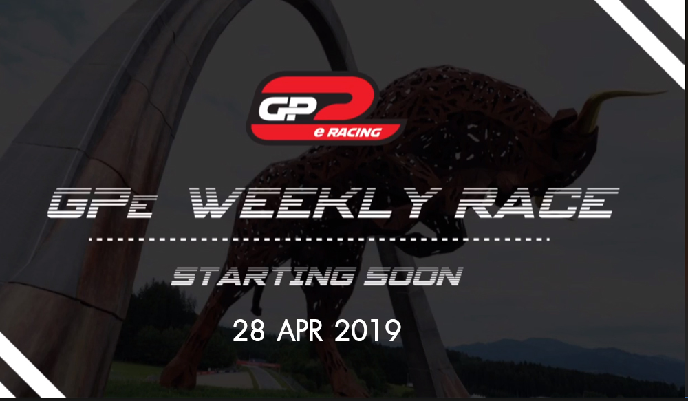 GP eRacing Weekly