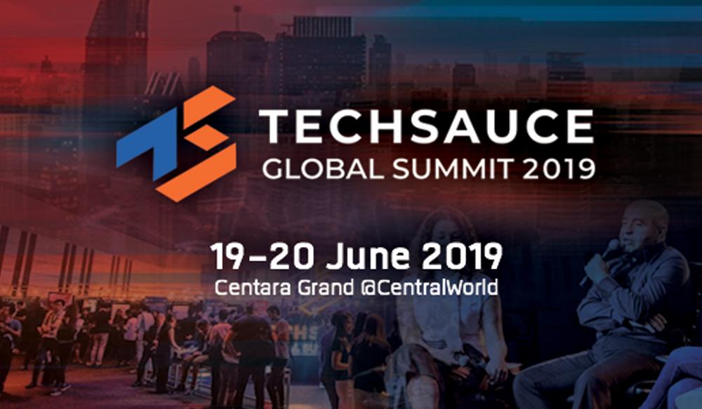 ชมย้อนหลัง Techsauce 2019