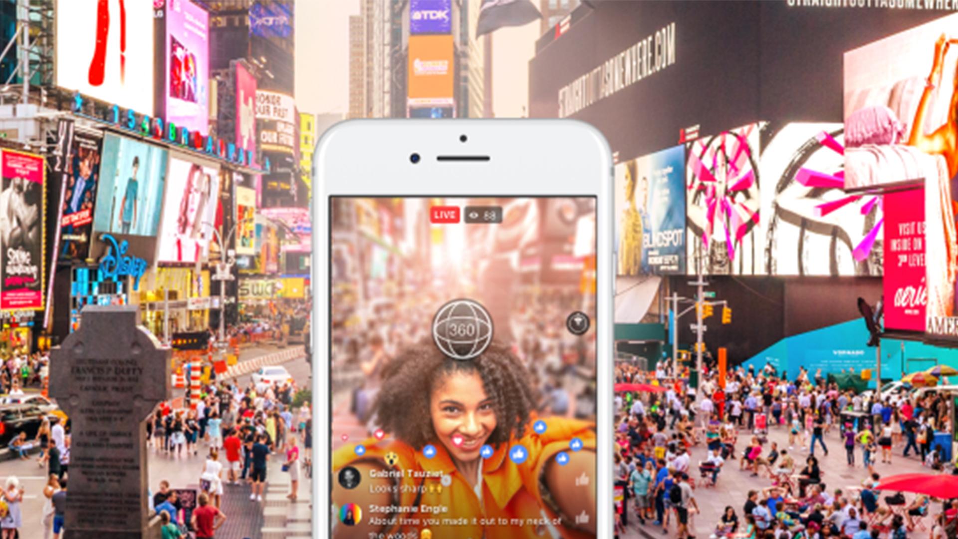 ข่าวดี! Facebook Live 360 สามารถถ่ายทอดแบบ 4K พร้อมกับฟีเจอร์ใหม่ในการรองรับ